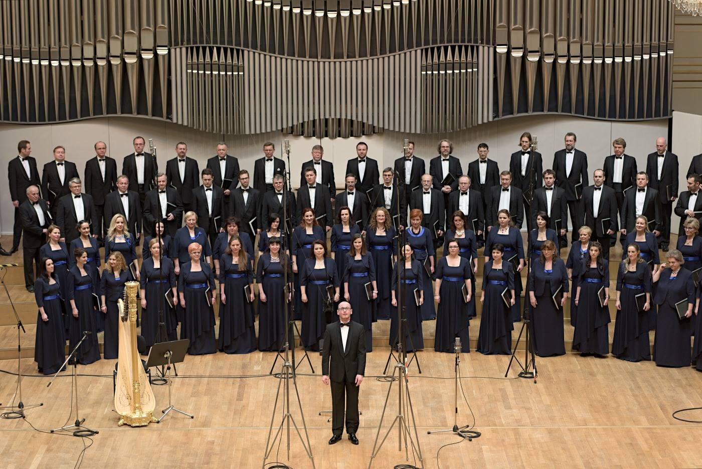 CHATEAU D´AX - 70. výročie vzniku Slovenského filharmonického zboru