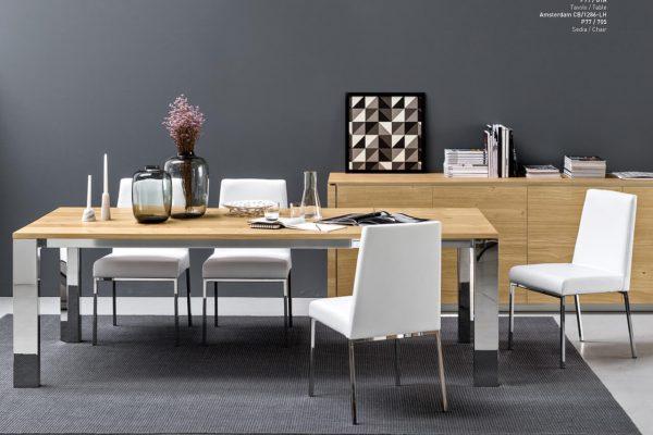 Jedálenský stôl Gate Wood