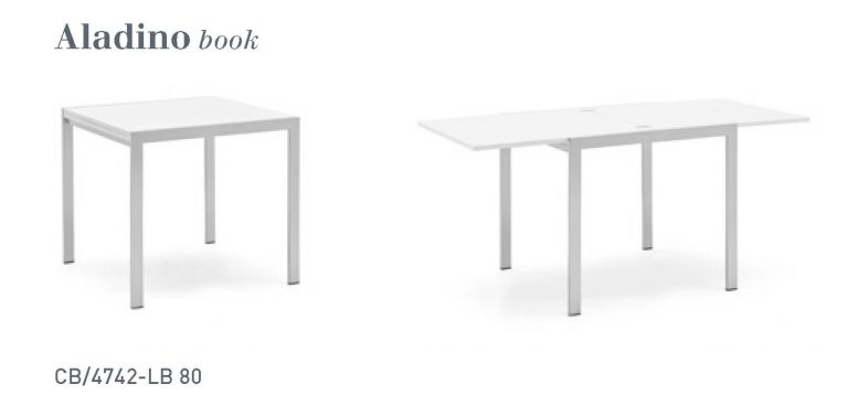 Jedálenský stôl Aladino Book