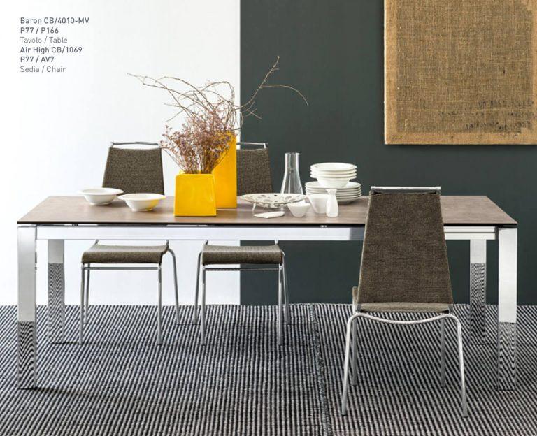 Jedálenský stôl Baron Ceramic