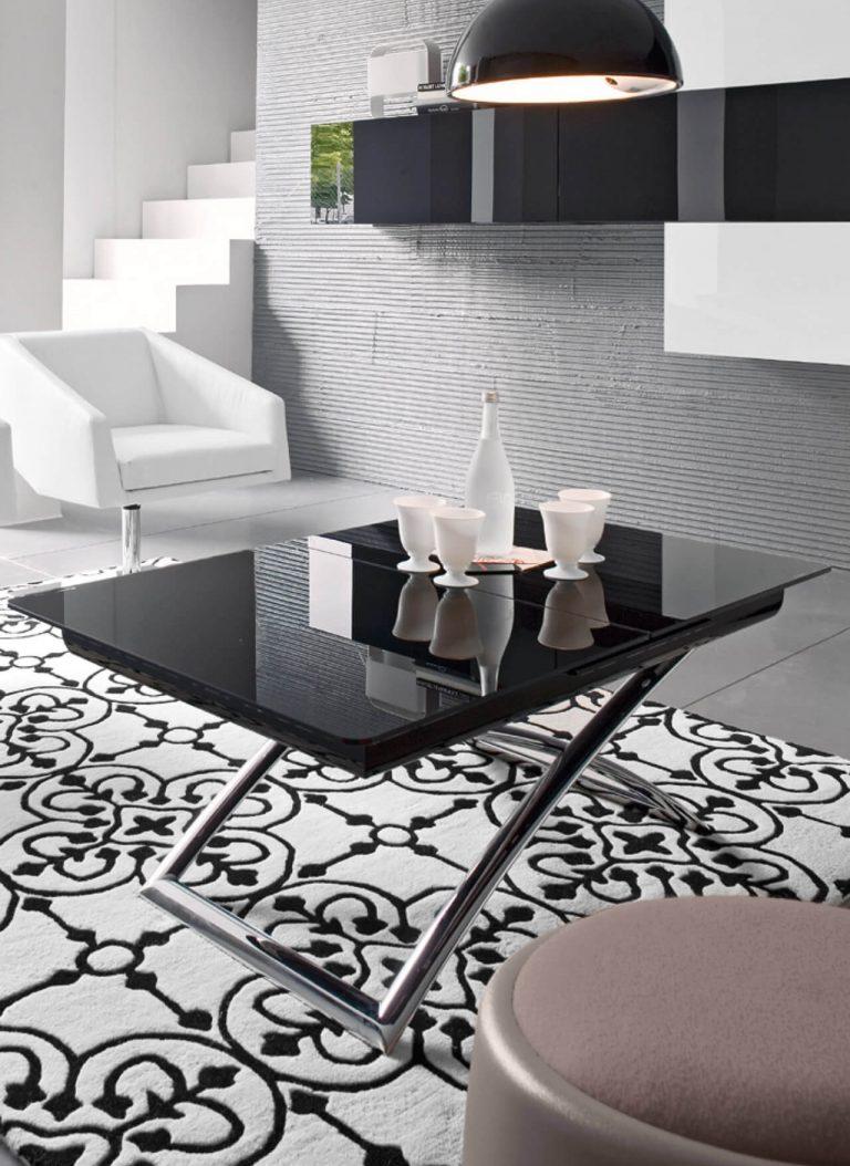 Jedálenský stôl Magic J Glass