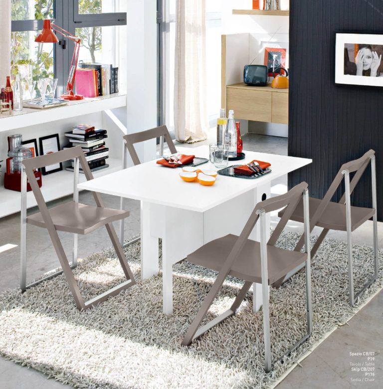 Jedálenský stôl Spazio