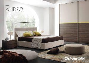 Talianska posteľ Andro