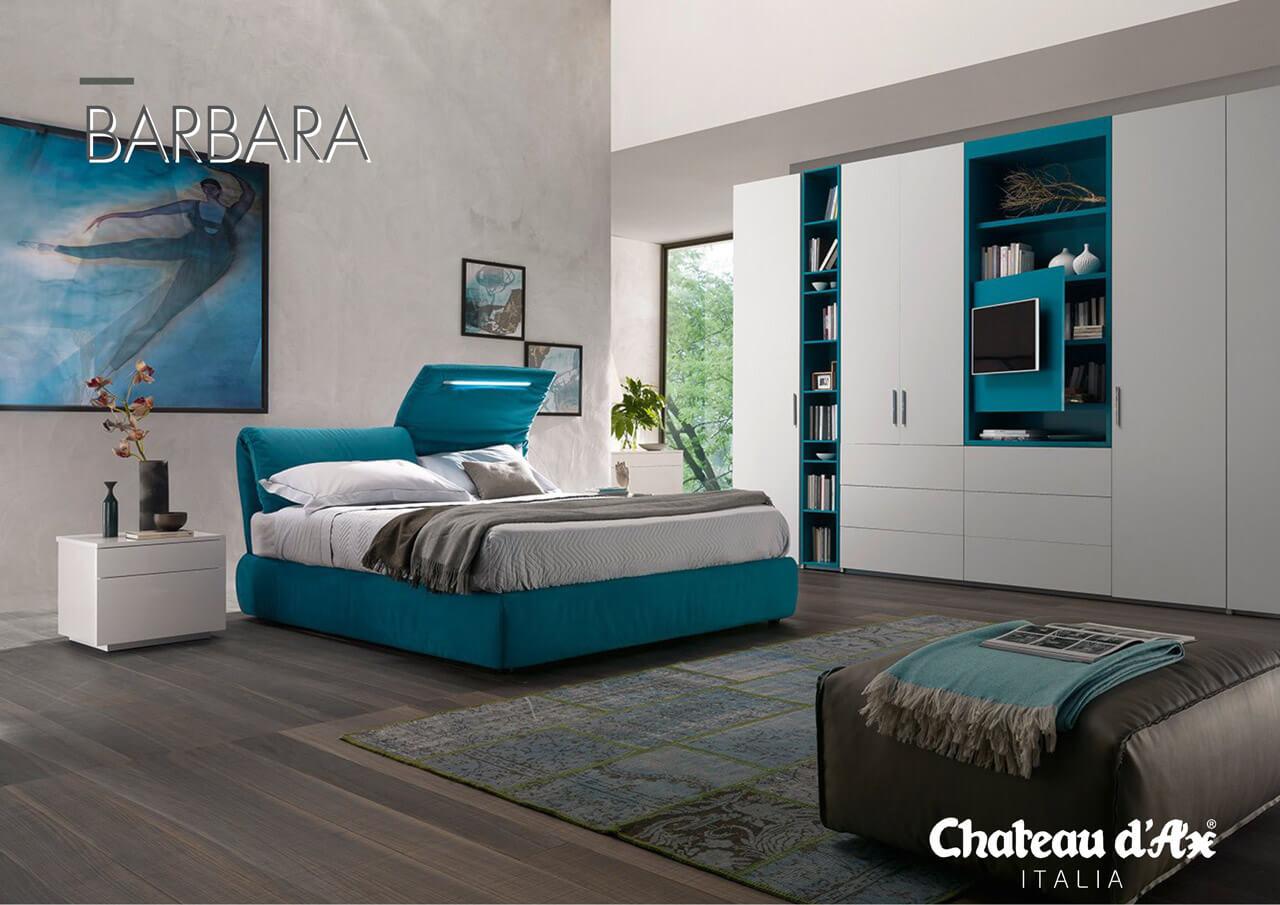 Talianska posteľ Barbara
