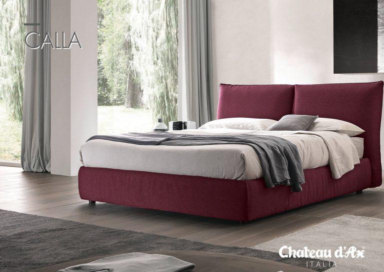 Talianska posteľ Calla