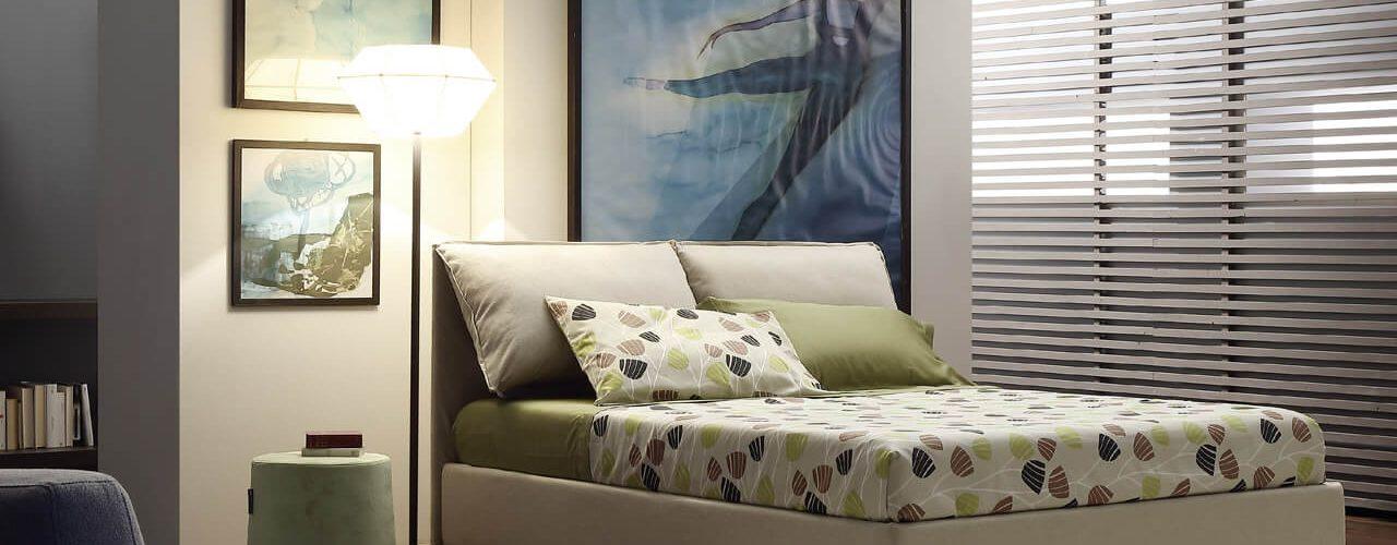 Talianska posteľ Levanzo