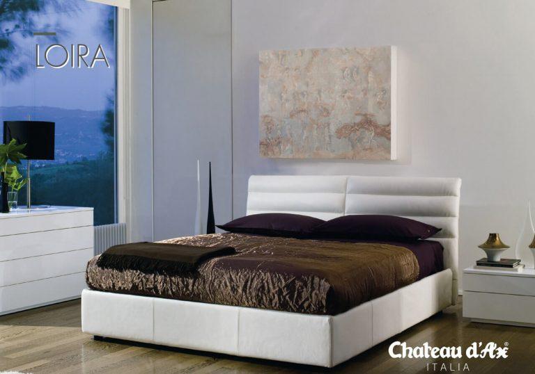 Talianska posteľ Loira