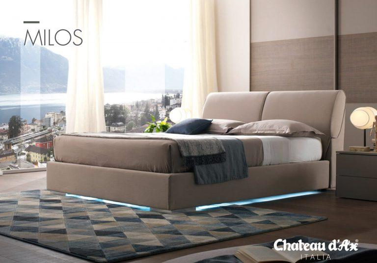Talianska posteľ Milos