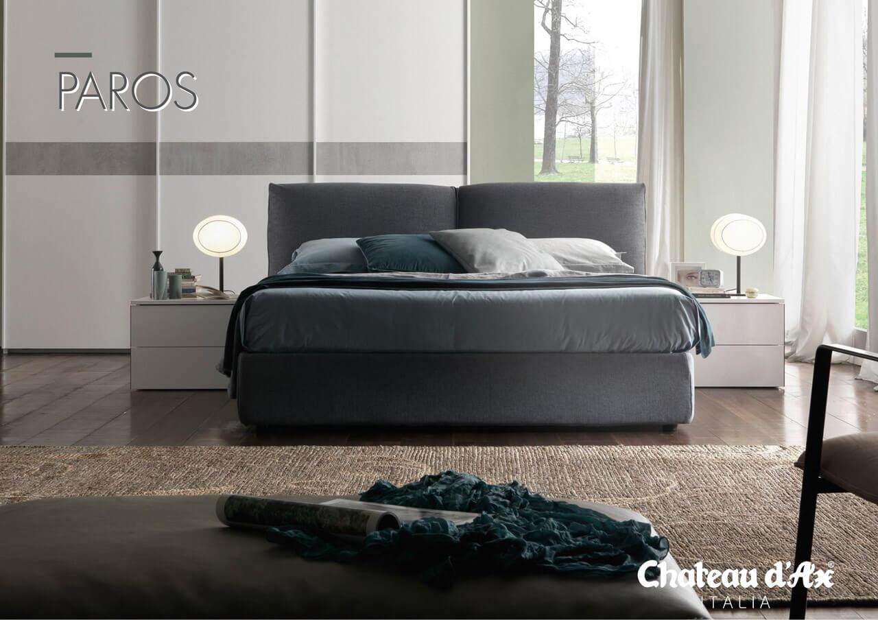 Talianska posteľ Paros