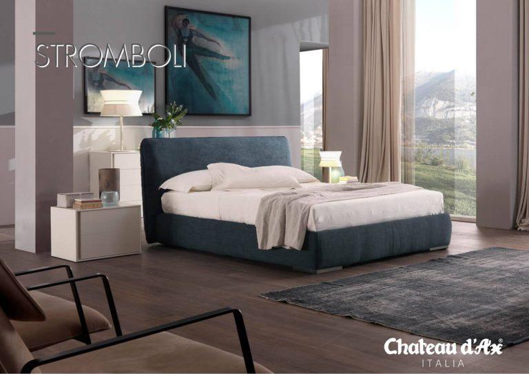 Talianska posteľ Stromboli