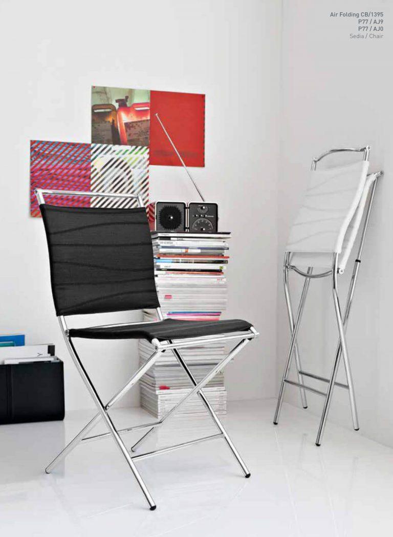 Stolička Air Folding