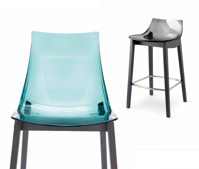Stolička Led W