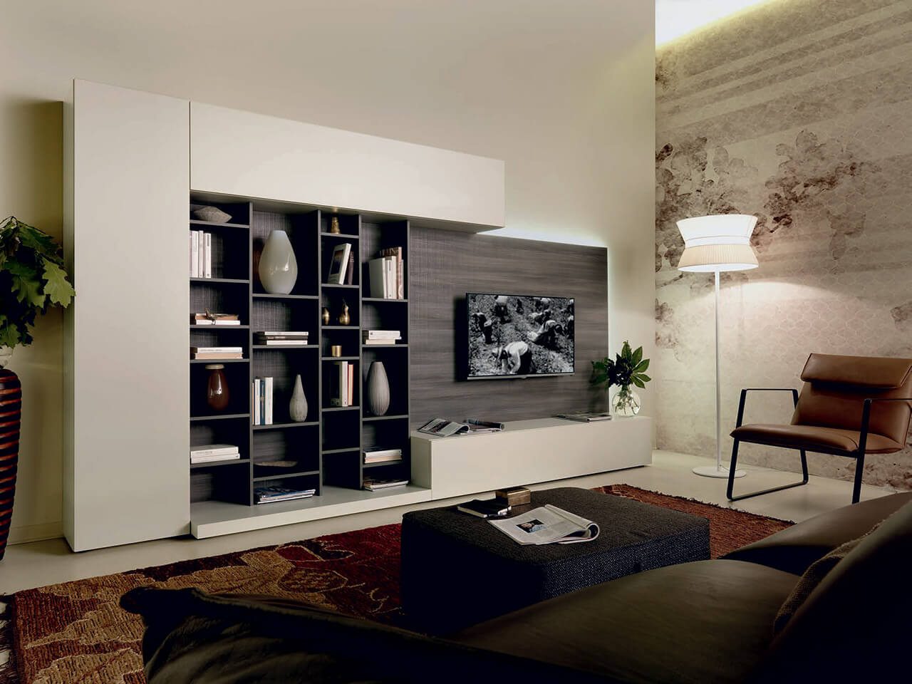 Obývacia stena 105
