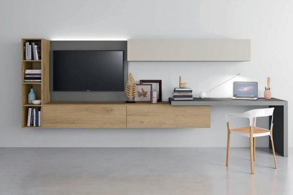 obývacia stena 114