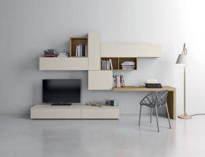 obývacia stena 115