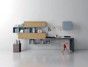 obývacia stena 116