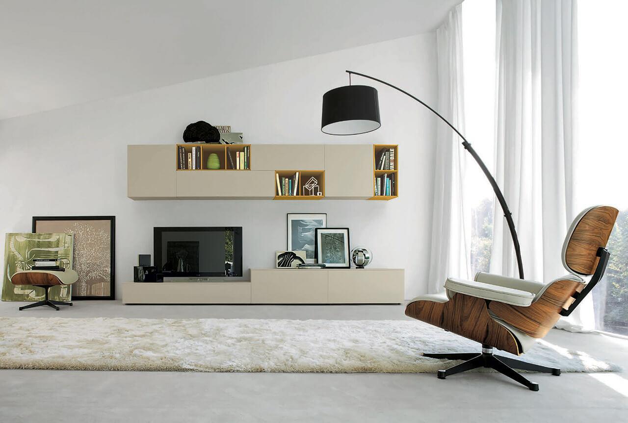 Obývacia stena 125