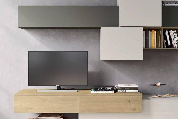 obývacia stena 130