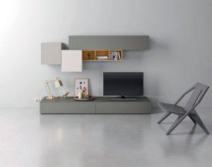 obývacia stena 132