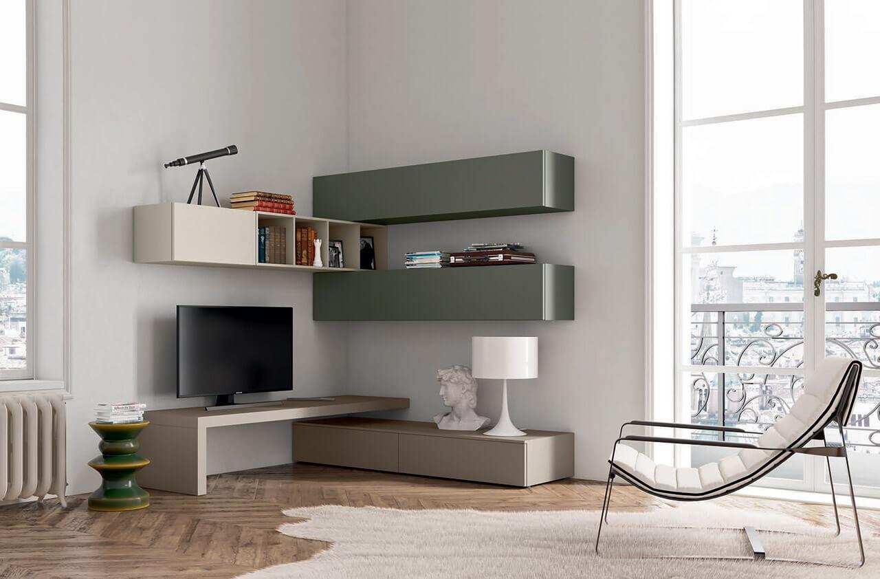 Obývacia stena 134