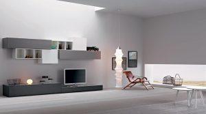 obývacia stena 137