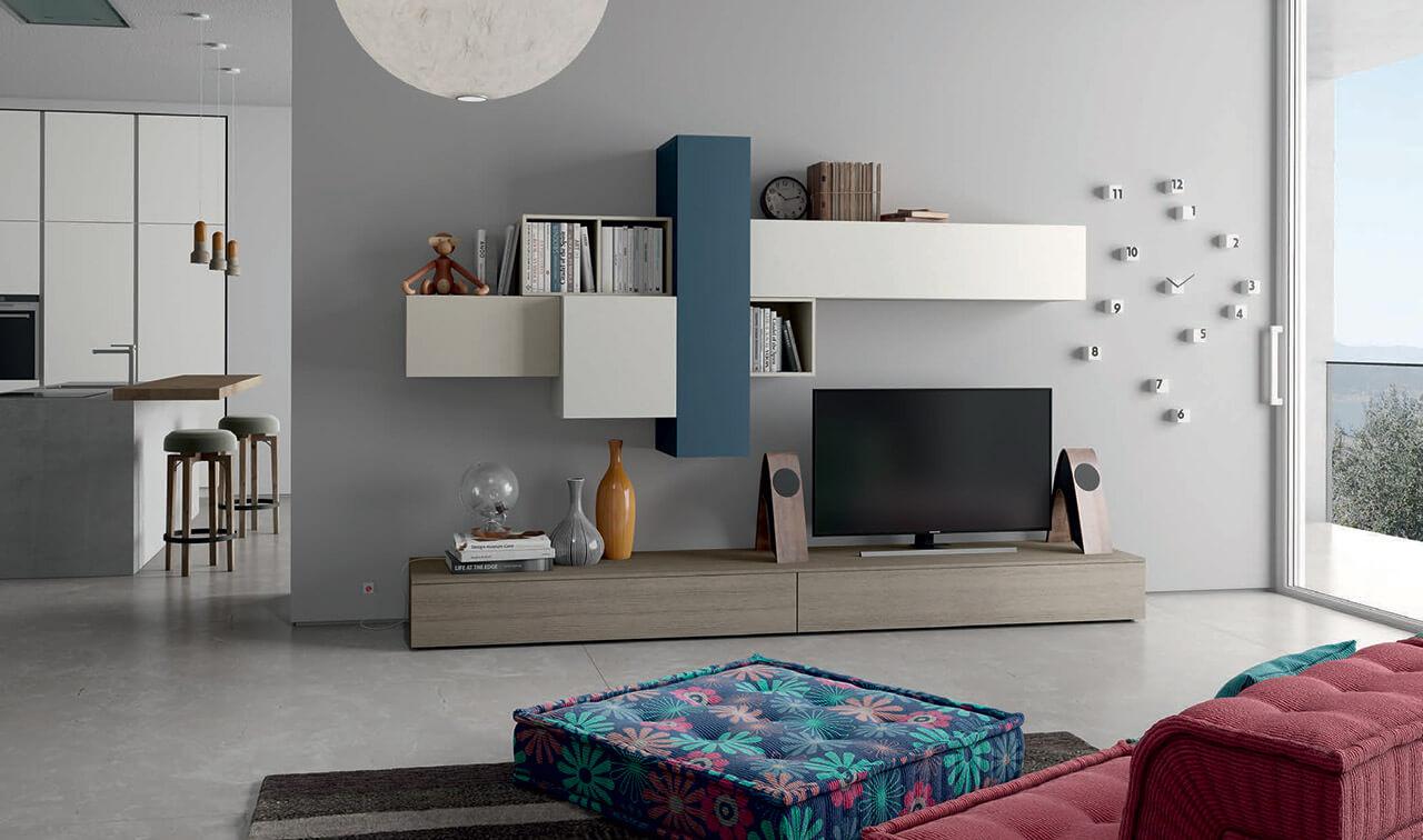 Obývacia stena 138