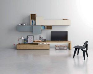 obývacia stena 140