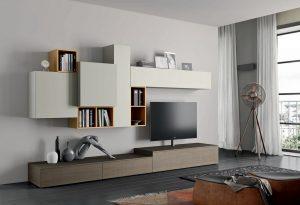 obývacia stena 141