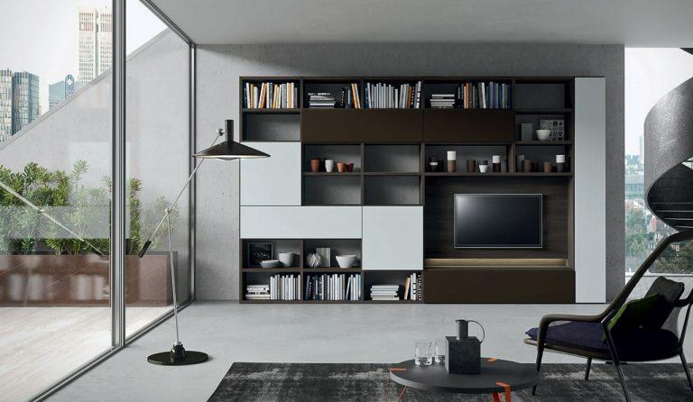 obývacia stena 301