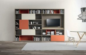 obývacia stena 307