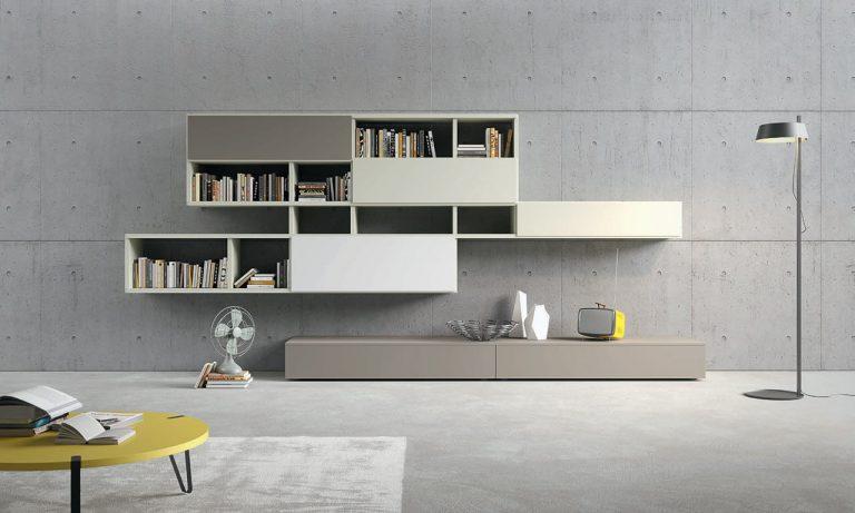 obývacia stena 319
