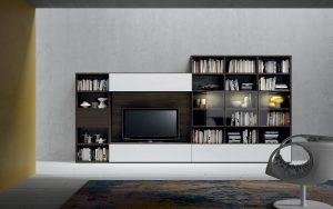 obývacia stena 324