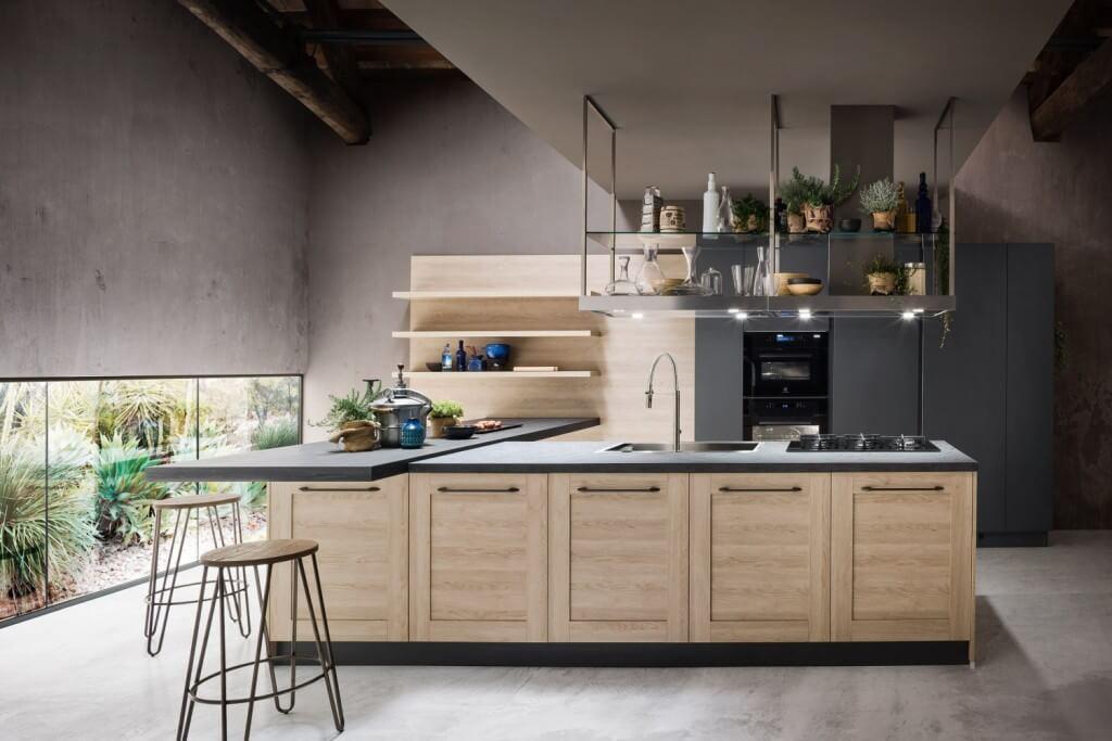 Kuchyňa Frame