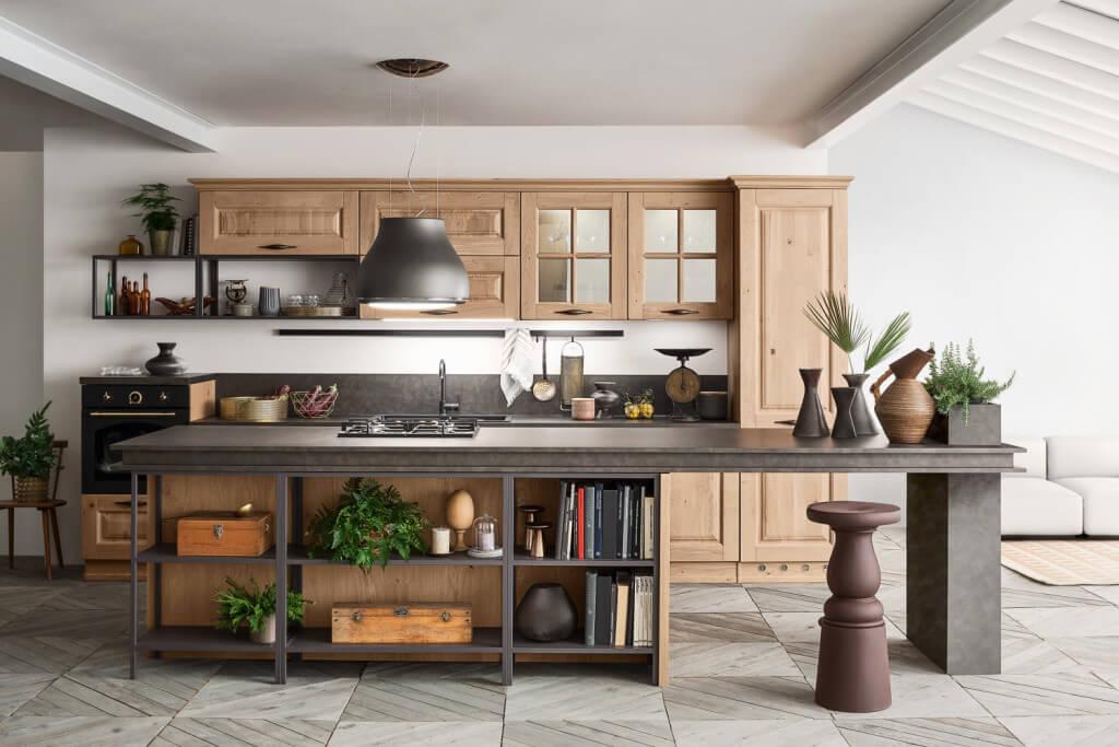 Kuchyňa I masselli