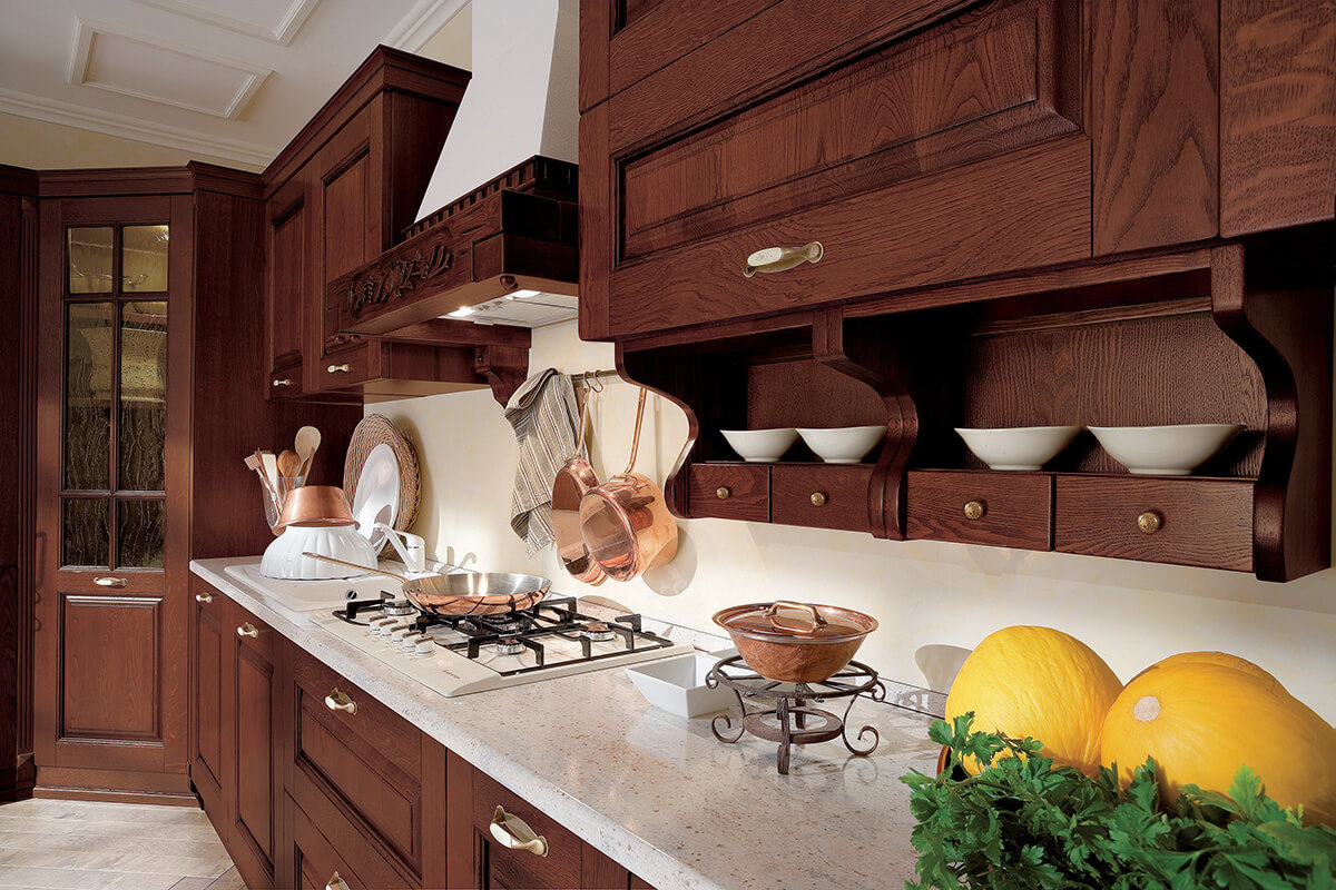 Kuchyňa Paesana