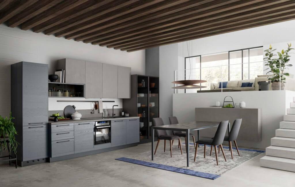 Kuchyňa Zoe Evolution